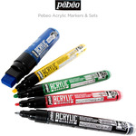 Pebeo Acrylic Markers & Sets