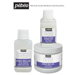Pebeo Mat Pub Acrylic Mediums and Varnishes