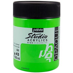 Pebeo Studio Acrylics Cadmium Green 500ML