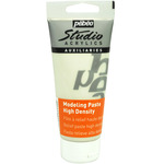 Pebeo Studio Acrylics Medium High Density Modeling Paste 100 ml