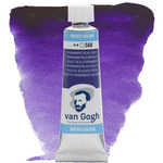 Van Gogh Watercolor 10ml - Permanent Blue Violet