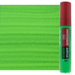 Amsterdam Acrylic Marker 15 mm Permanent Green Light
