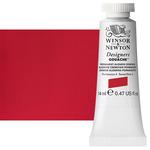 Winsor & Newton Designers Gouache 14 ml Tube - Permanent Alizarin Crimson