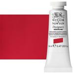 Winsor & Newton Designers Gouache 14ml Tube - Permanent Alizarin Crimson