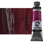 Van Gogh Oil Color 40ml Permanent Red Violet