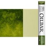 Winsor & Newton Artists' OILBAR 50ml Bar - Permanent Sap Green