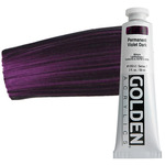 GOLDEN Heavy Body Acrylic 2 oz Tube - Permanent Violet Dark