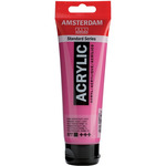 Amsterdam Standard Acrylics 120ml Permanent Red Violet Light