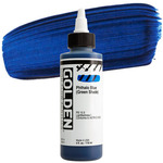 GOLDEN High Flow Acrylics Phthalo Blue GS 4 oz