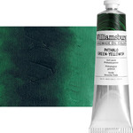 Williamsburg Handmade Oil Paint 150 ml - Phthalo Green Yellowish