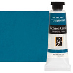 Casein Artist Color 37ml Phthalo Turquoise