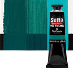 SoHo Urban Artist Oil Color 50 ml Tube - Phthalo Turquoise