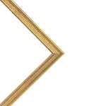 Imperial Frames Piccadilly Collection Gold 8x10