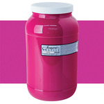 Jacquard Permanent Textile Color Gallon - Pink