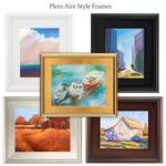 Plein Aire Style Frames