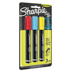 Sharpie Chalk Marker 3pk Primary Colors