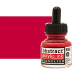 Sennelier Abstract Acrylic Ink 30ml Primary Red