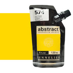 Sennelier Abstract Acrylics Primary Yellow 120 ml