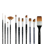 Princeton Aqua-Elite Series 4850 Synthetic Kolinsky Sable Brushes