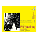 Strathmore 300 Series Printmaking Pad 18x24in - 30 Pages Glue Bound