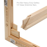 Pro-Bar Heavy Duty Gallery Wood Stretcher Bars