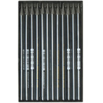 Koh-I-Noor Progresso Graphite Pencil Set Of 12