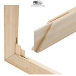 Pro-Lite Artist Wood Stretcher Bars