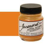Jacquard Acid Dye 1/2 oz Pumpkin Orange