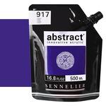 Sennelier Abstract Acrylic Purple 500ml