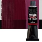 SoHo Urban Artist Oil Color 170 ml Tube - Purple Red