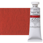 M Graham Gouache 15ml Pyrrol Red Primary