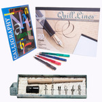 Creative Mark Quill Lines Calligraphy and Drawing Pen Sets & Inks