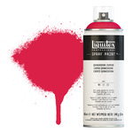 Liquitex Professional Spray Paint 400ml Can - Quinacridone Crimson
