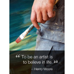 Inspirational Quote Art eGift Card - Henry Moore eGift Card