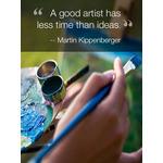 Inspirational Quote Art eGift Card - Martin Kippenberger eGift Card