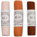 Unison Soft Pastels Red Earth Shades