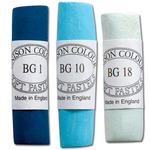 Unison Soft Pastels Blue Green Shades