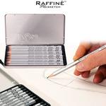 Raffiné Artist Pure Graphite Pencil Sets