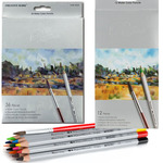 Raffiné Watercolor Pencil Sets