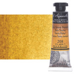 Sennelier l'Aquarelle Artists Watercolor 10ml Tube - Raw Sienna
