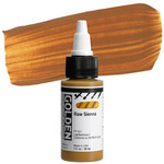 GOLDEN High Flow Acrylics Raw Sienna 1 oz