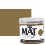 Pebeo Acrylic Mat Pub 140ml - Raw Umber