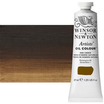 Winsor & Newton Artists' Oil Color 37 ml Tube - Raw Umber