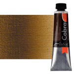 Cobra Water-Mixable Oil Color 40 ml Tube - Raw Umber