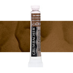 Grumbacher Academy Watercolor 7.5 ml Tube - Raw Umber