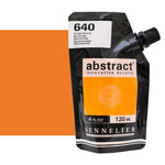Sennelier Abstract Acrylic Red Orange 120 ml