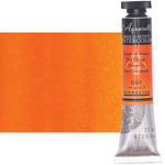 Sennelier l'Aquarelle Artists Watercolor 21ml Tube - Red Orange