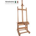 Creative Mark Renaissance H-Frame Premium Studio Easel Crank Assist