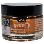 Pebeo Gedeo 30ml - Gilding Wax Renaissance Gold