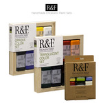 R&F Handmade Encaustic Paint Sets